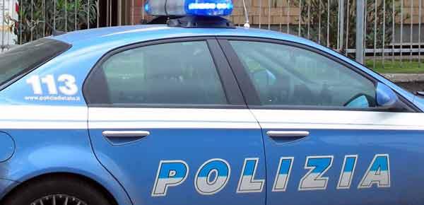Polizia--in--evidenza