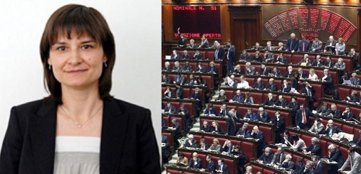Silvana Comaroli evidenza