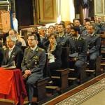Autorità e finanzieri a Sant'Ilario