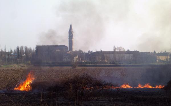 Incendio