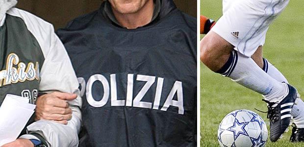 Arresti-calcioscommesse