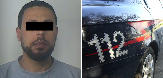 arrestato-marocchino-da-carabinieri