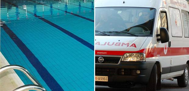piscina ambulanza