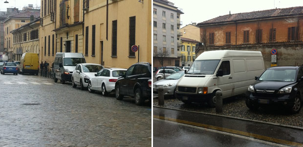 parcheggi