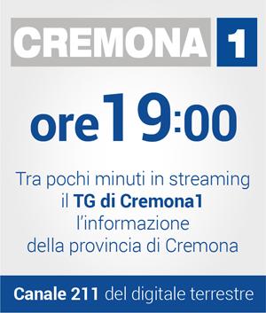 Guarda il TG di Cremona1