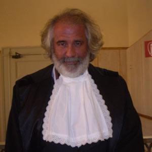 L'avvocato Luca Curatti