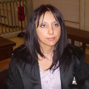 Il pm onorario Silvia Manfredi