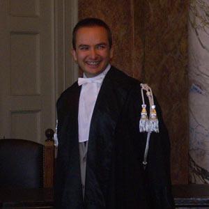 Il giudice Andrea Milesi