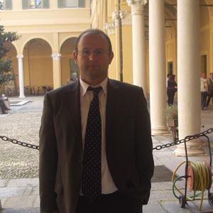 L'avvocato Ugo Carminati