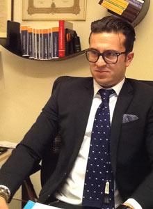 Il legale Alessandro De Nittis