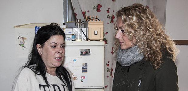 Eleonora e il suo avvocato Monia Ferrari