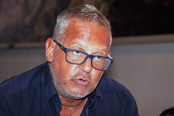 Il consigliere comunale Marcello Ventura