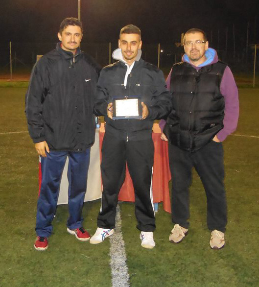 Premio fair play: Prima compagnia