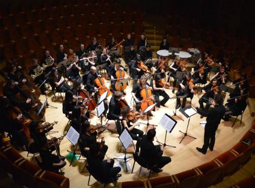 orchestra digiione - dentro