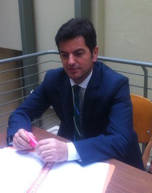 L'avvocato Gentian Alimadhi