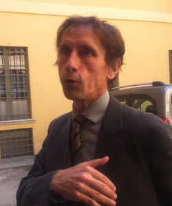 L'avvocato Zilioli