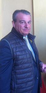L'avvocato Luca Genesi