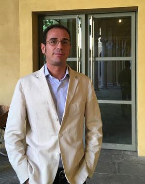 L'avvocato Alessandro Vezzoni