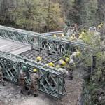 Ponte in costruzione
