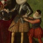 Sofonisba Anguissola - Ritratto di Giuliano II Cesarini all'età di 14 anni