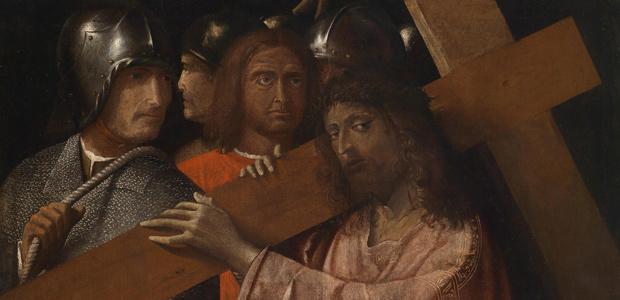 Alessandro Pampurino - Cristo Portacroce