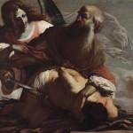Genovesino - Il sacrificio di Isacco