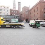 incidente piazza stradivari 1