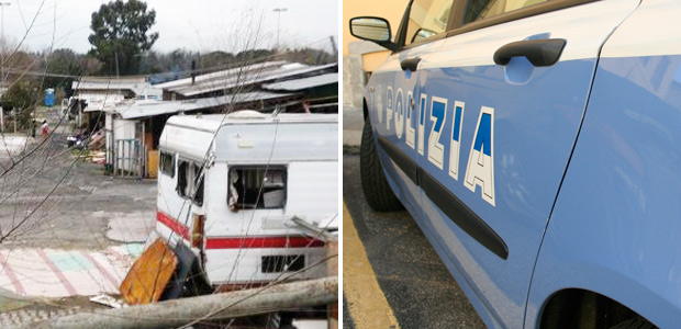 rom-polizia