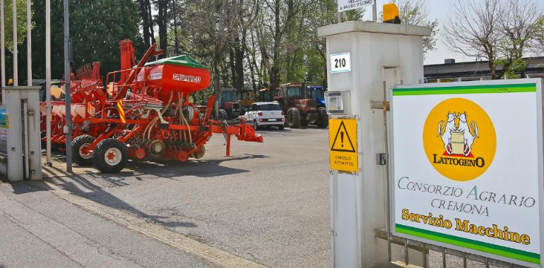Agricoltura pi tecnologica progetto del consorzio for Consorzio agrario cremona macchine agricole usate