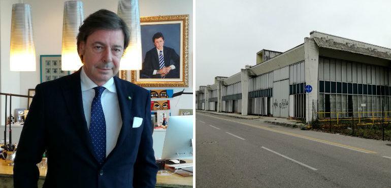 Ex-Olivetti, Ancorotti nuovo proprietario: '30 000 metri quadrati di