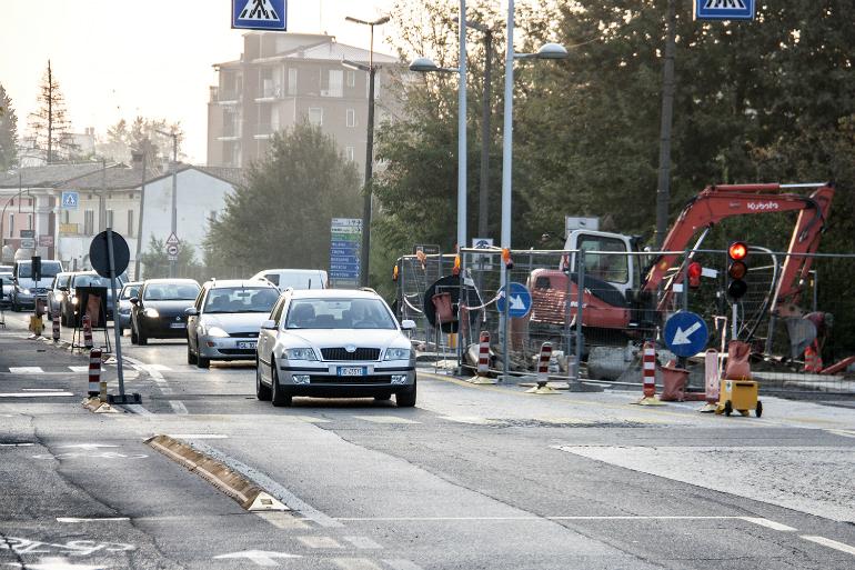 Traffico via milano dentro6 cremonaoggi for Camera deputati centralino