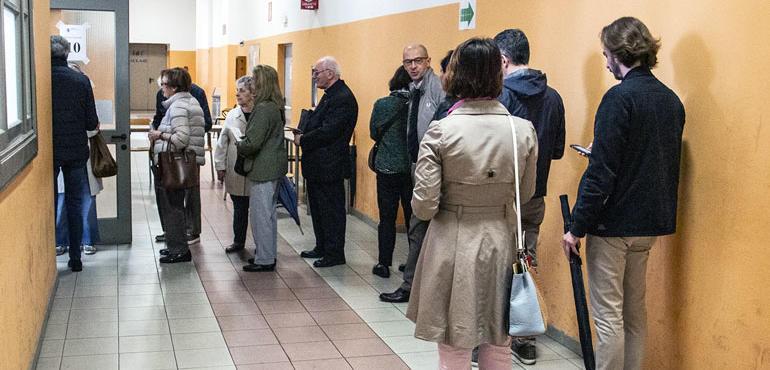 Elezioni, Urne Chiuse: Affluenza Al 69,42% Sul Territorio
